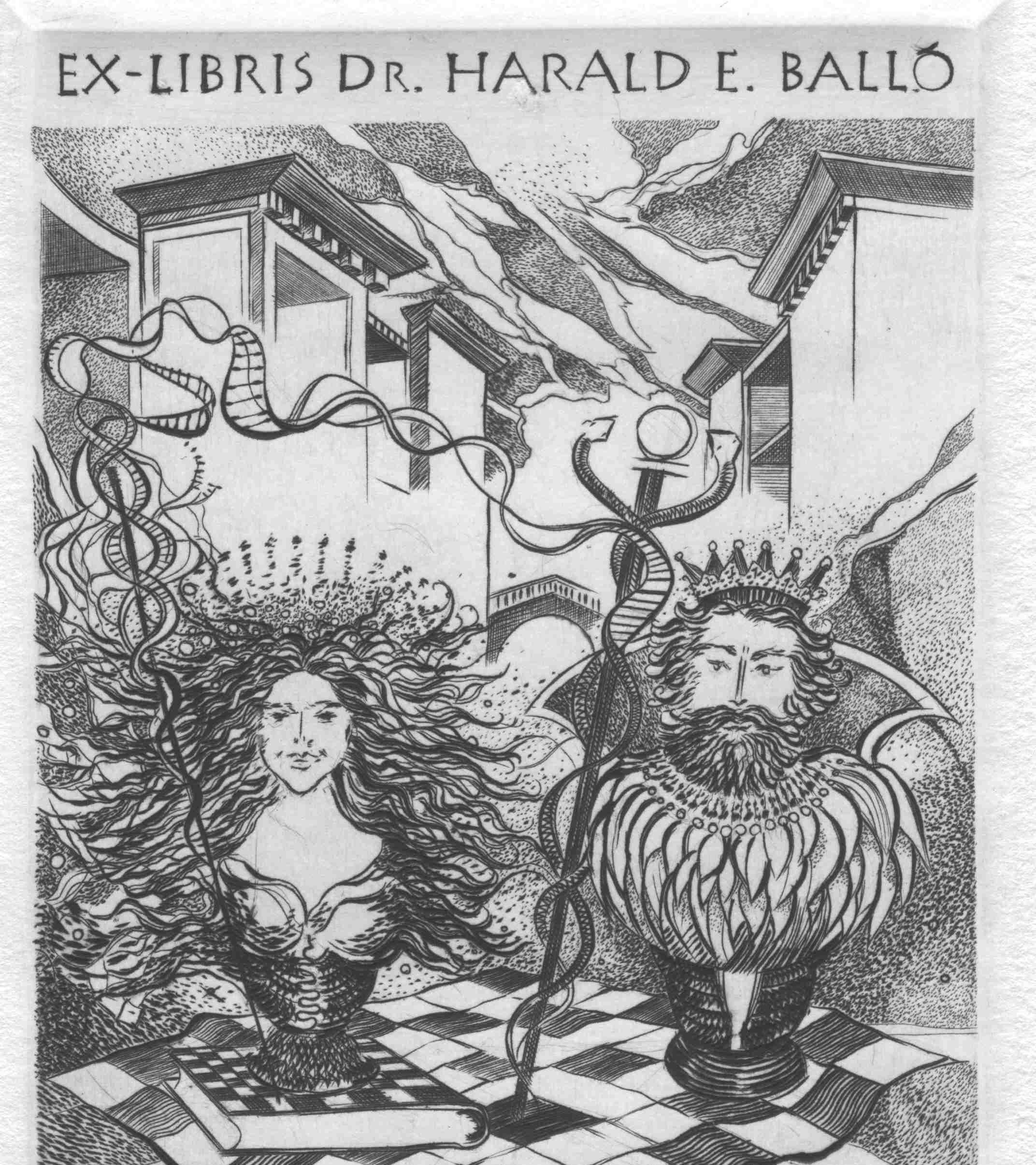 Willkommen auf der Webseite von Dr. Harald E. Balló